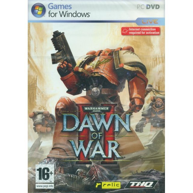 Warhammer 40,000: Dawn of War II (DVD-ROM)