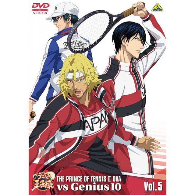 Prince Of Tennis Ova Vs Genius 10 Vol.5 [Limited Edition]