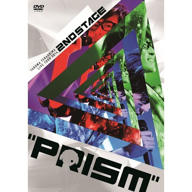 Prism (Live Tour 2014 2nd Stage Live Dvd)