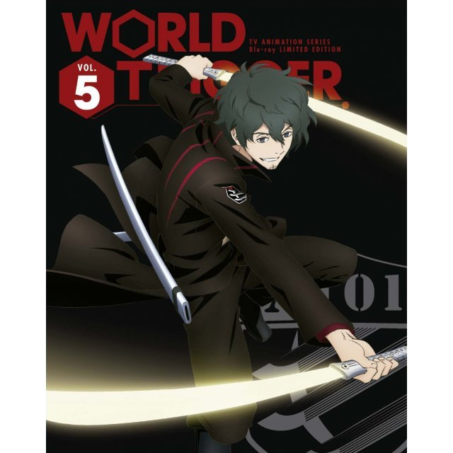 World Trigger Vol.5