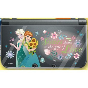 Character Cover for New 3DS LL (Himawari)