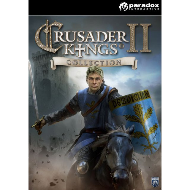 Crusader Kings II Collection (Steam)