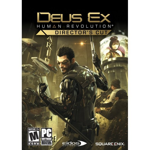 Deus Ex: Human Revolution - Director's Cut (Steam)