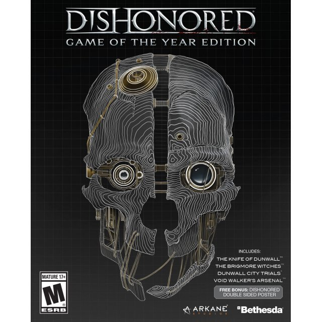 Dishonored (Game of the Year Edition) (Steam)
