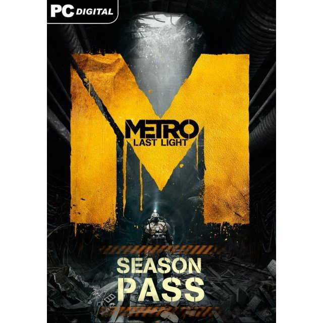 Metro: Last Light Season Pass (Steam)