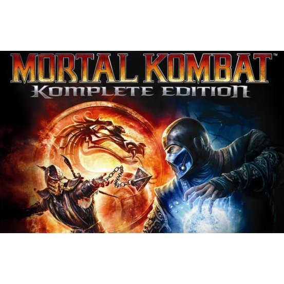 Mortal Kombat (Komplete Edition) (Steam) steam digital