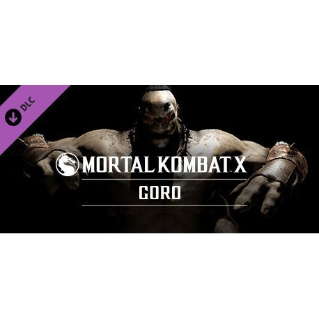 Mortal Kombat X - Goro [DLC] (Steam)