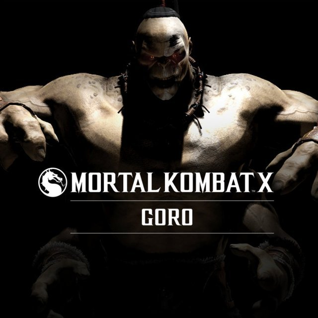 Mortal Kombat X (incl. Goro DLC) (Steam)