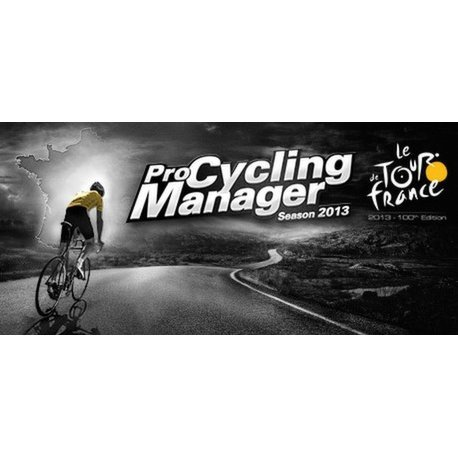 Pro Cycling Manager 2013 (Steam)