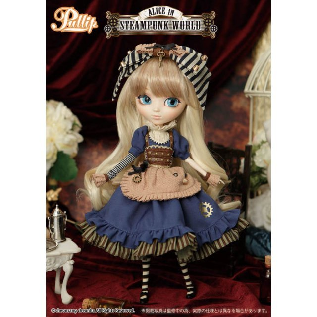 Pullip Fashion Doll: Alice in Steampunk World