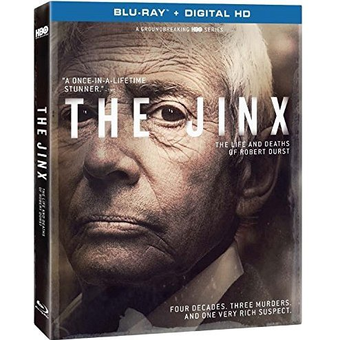 The Jinx: The Life and Deaths of Robert Durst [Blu-ray+Digital Copy]