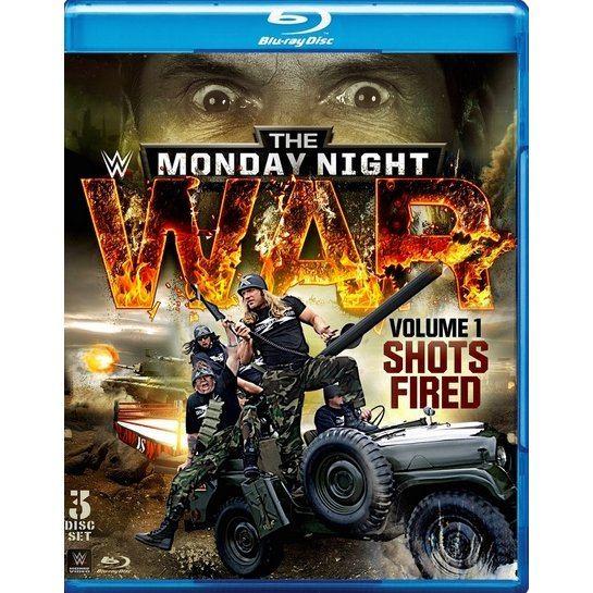 WWE: The Monday Night War Vol. 1 - Shots Fired