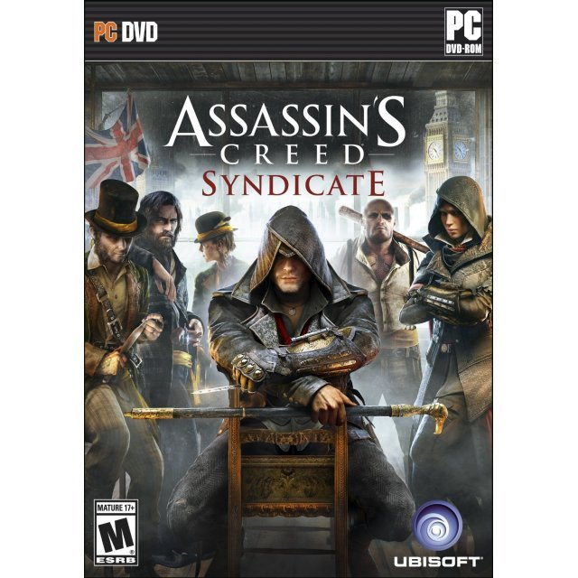 Assassin's Creed Syndicate (DVD-ROM)