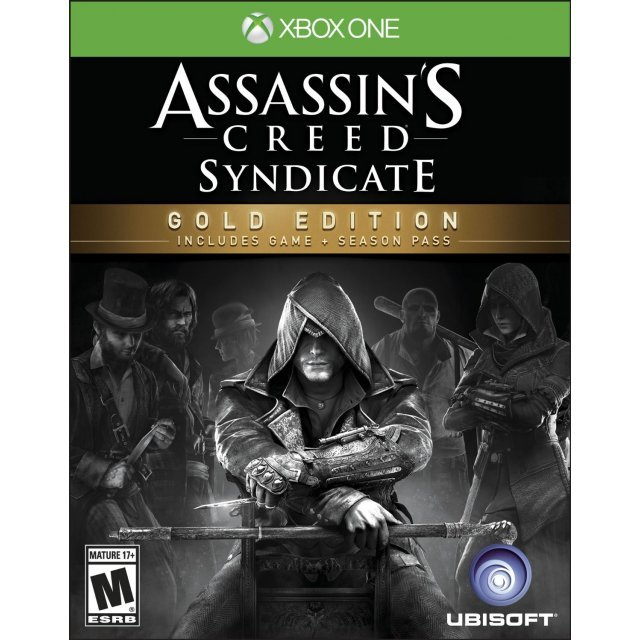 Assassin's Creed Syndicate (Gold Edition)
