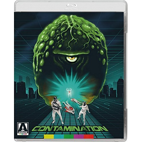 Contamination [Blu-ray+DVD]