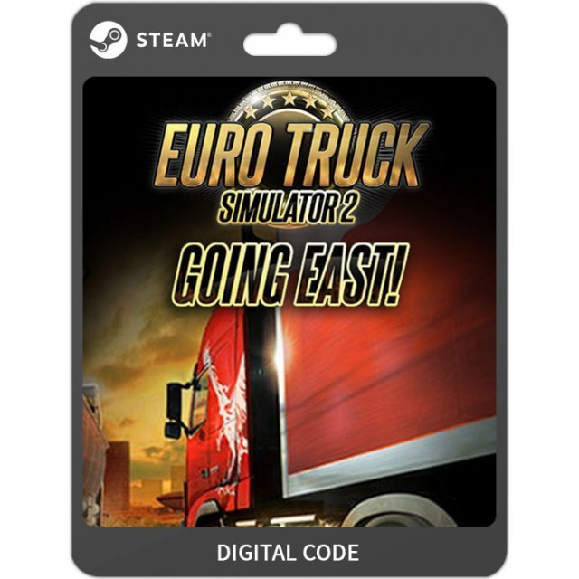 Euro Truck Simulator 2 - Going East! [DLC] steam digital