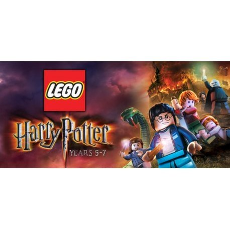 LEGO Harry Potter: Years 5-7 (Steam)