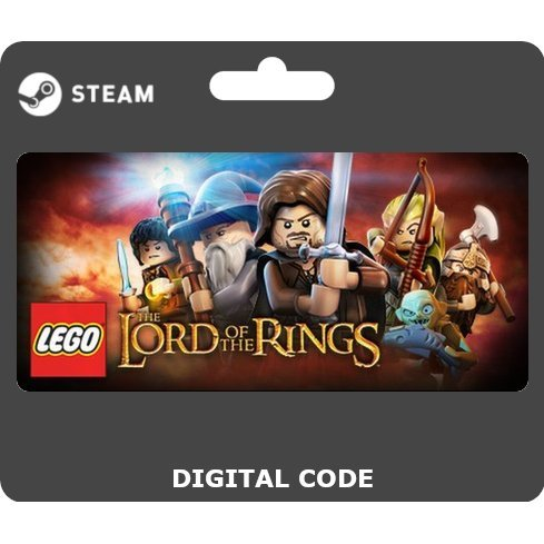LEGO Lord of the Rings (Steam)