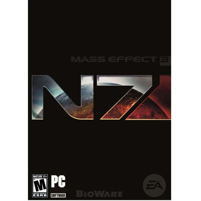 Mass Effect 3: N7 Digital Deluxe Edition (Origin)