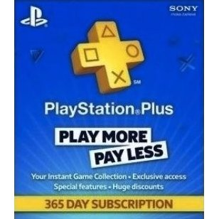PlayStation Plus 365 Day Subscription [Poland]