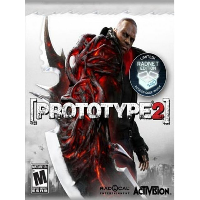 Prototype 2 - Radnet Edition (Steam)