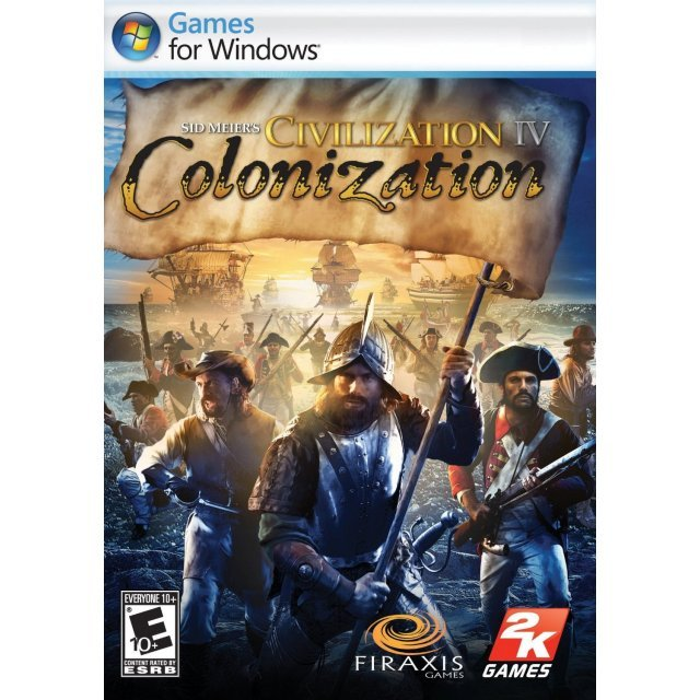 Sid Meier's Civilization IV: Colonization (Steam)