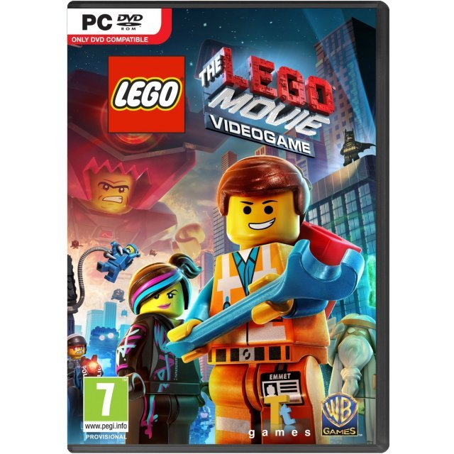 The LEGO Movie Videogame (Steam)