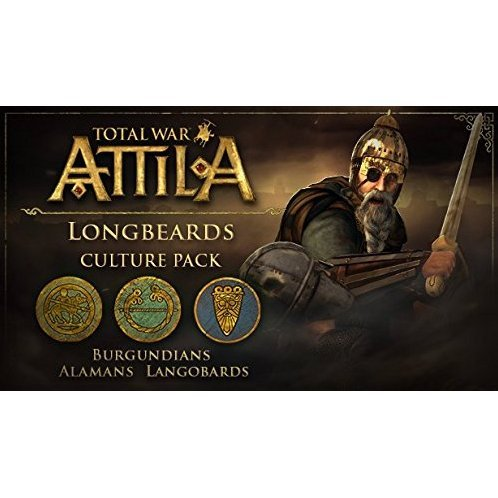 Total War: Attila - Longbeards Culture Pack [DLC] (Steam)