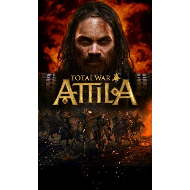 Total War: Attila + Viking Forefathers Culture Pack DLC (Steam)