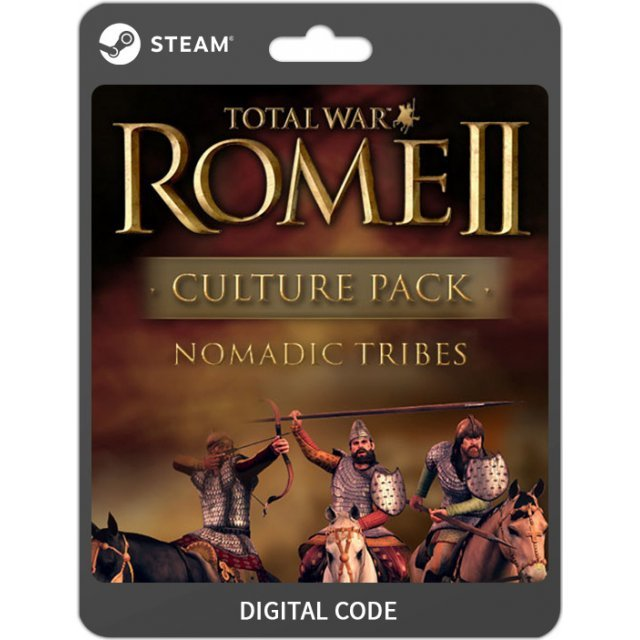Total War: Rome II - Nomadic Tribes Culture Pack [DLC]