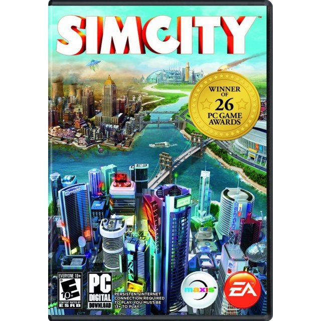 SimCity: Limited Edition (Origin)