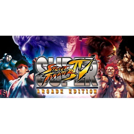Super Street Fighter IV: Arcade Edition (Steam)