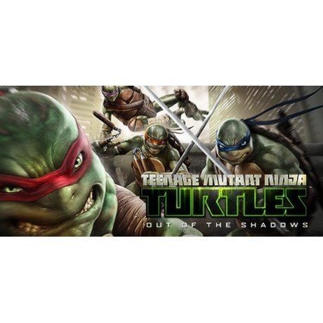 Teenage Mutant Ninja Turtles: Out of the Shadows (Steam)