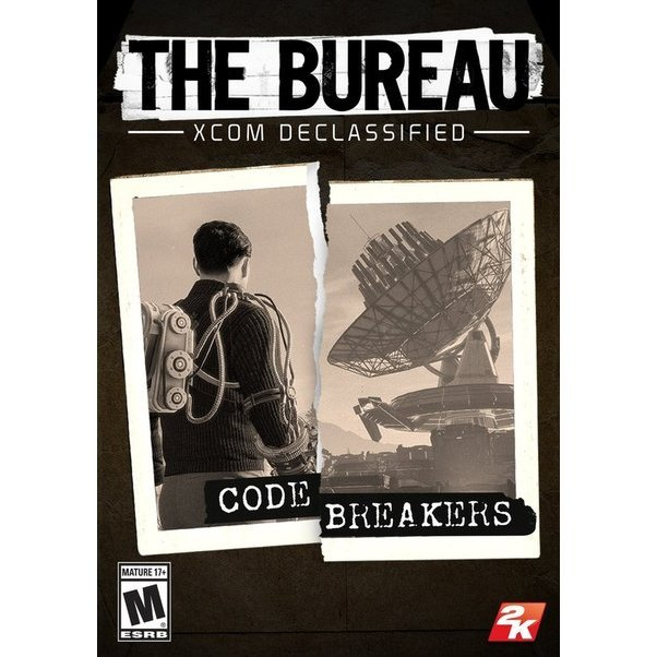 The Bureau: XCOM Declassified - Code Breakers [DLC] (Steam)