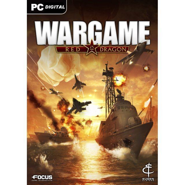 Wargame: Red Dragon (Steam)