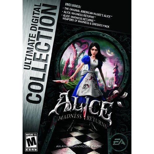 Alice: Madness Returns - The Complete Edition (Origin)