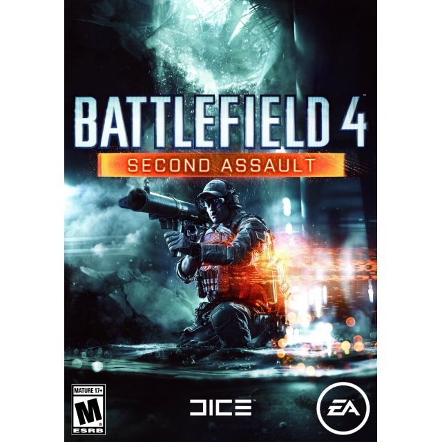Battlefield 4 - Second Assault [DLC] (Origin)