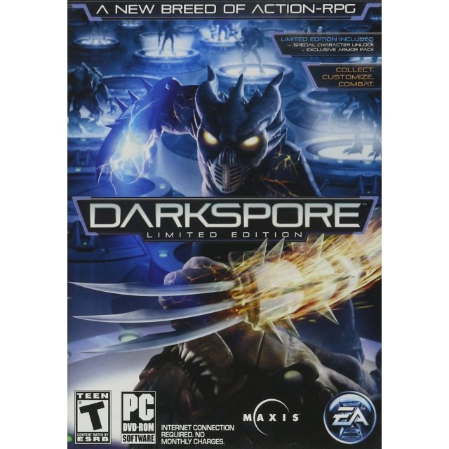 Darkspore - Limited Edition (Origin)