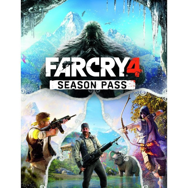 Far Cry 4 Season Pass [DLC]
