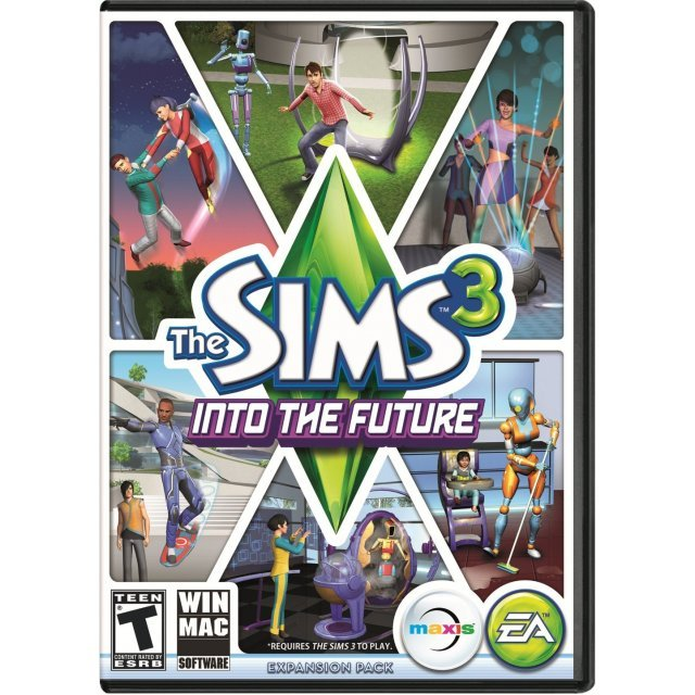 The Sims 3: Into The Future [DLC] (Origin) origin digital