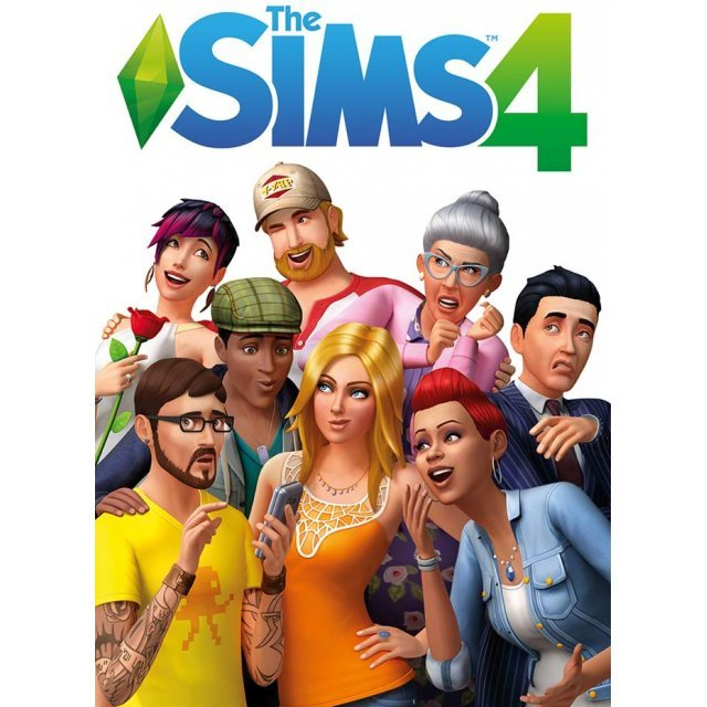 The Sims 4 (English Version) (Origin)
