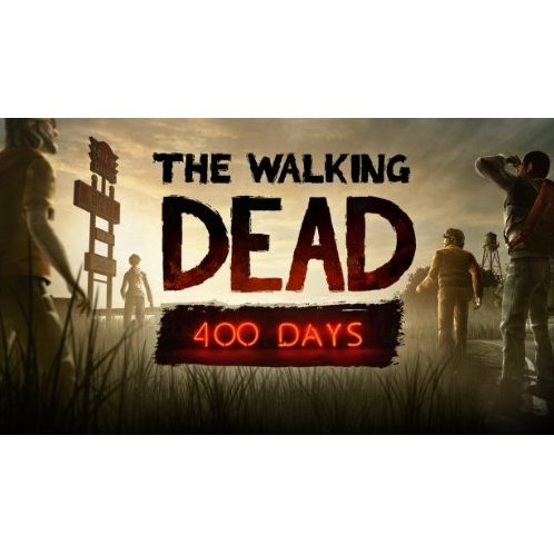 The Walking Dead: 400 Days (Steam)