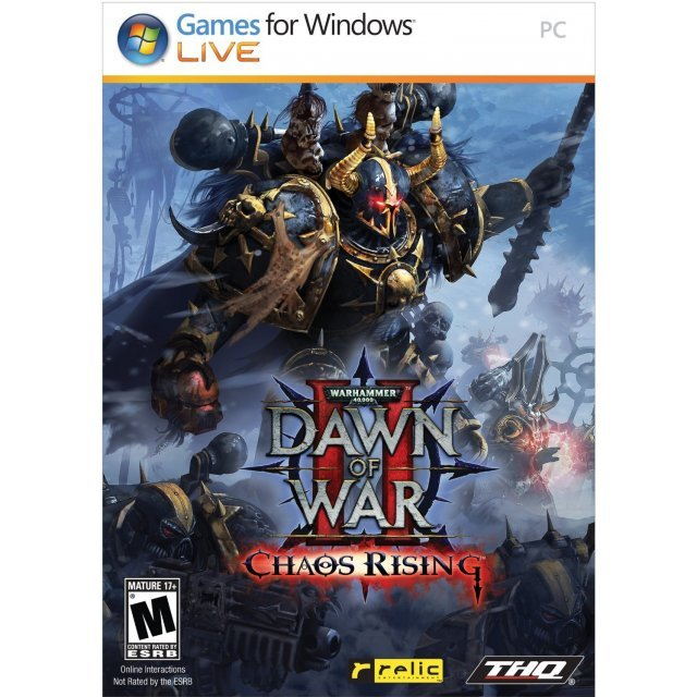 Warhammer 40,000: Dawn of War II - Chaos Rising (Steam)