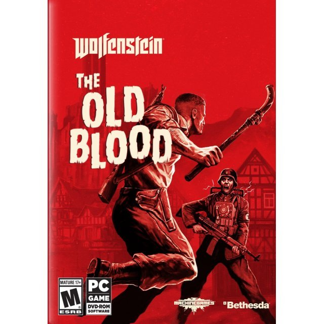 Wolfenstein: The Old Blood (Steam)