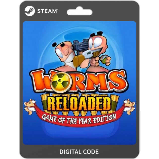 Worms Reloaded [Game of the Year Edition]