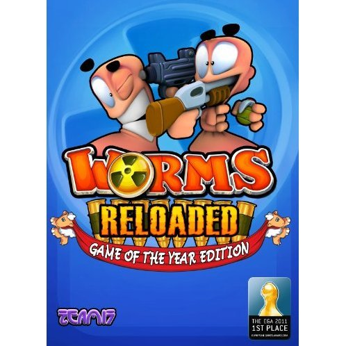 Worms Reloaded (Game of the Year Edition) (Steam)
