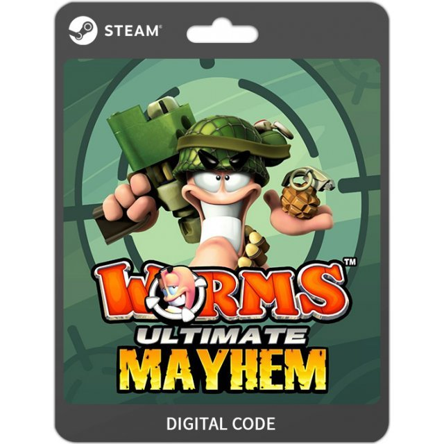 Worms Ultimate: Mayhem (Deluxe Edition)