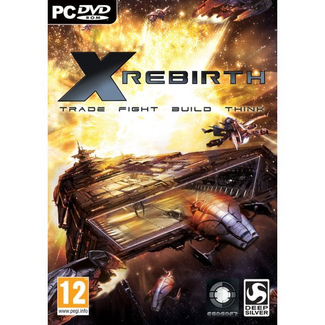 X Rebirth (Steam)
