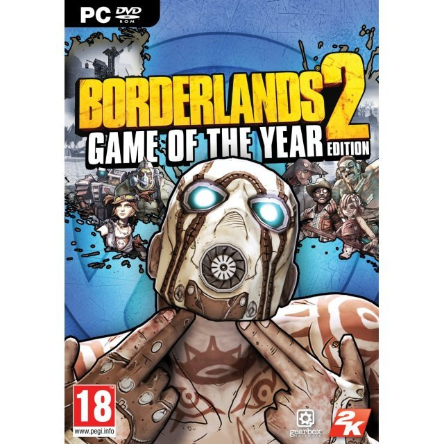 Borderlands 2 (Game of the Year Edition) (Steam)