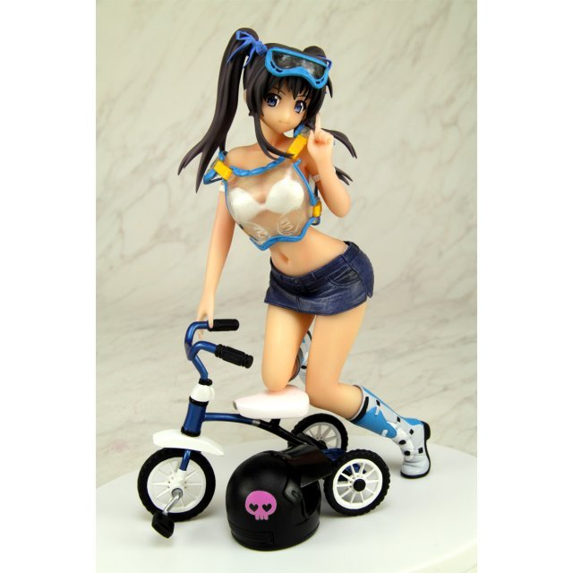 Daydream Collection Vol. 15: Tricycle Racer Candy Blue Ver.